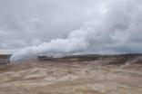 Ytterligare en bild från samma plats vid de varma källorna. Någonstans på sydöstra Island.
