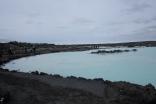 Vi gjorde även ett besök till den Blå lagunen. Otroligt turistigt och byst med folk men faktiskt riktigt skönt att bada där!